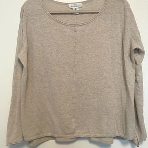 Tan sweater from H&M